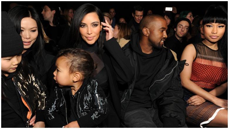 Kim Kardashian West Kids Family