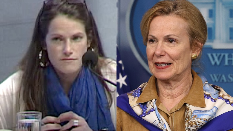 Laura Birx Dr. Deborah Birx