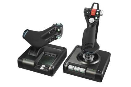 Logitech G X52 PC gaming joystick