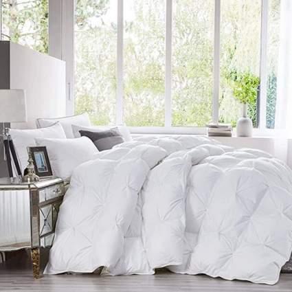 Luxurious Goose Down Comforter Duvet Insert
