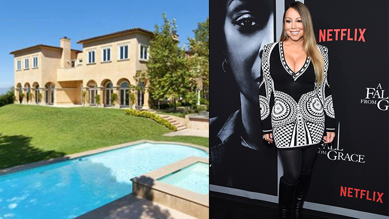 Mariah Carey House
