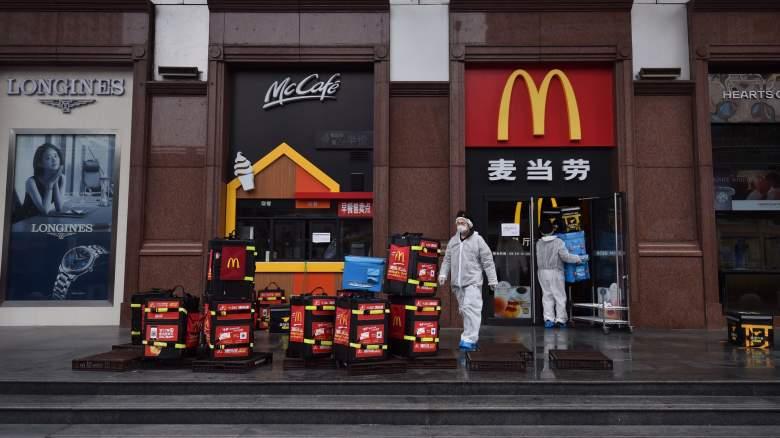 McDonalds bans black people