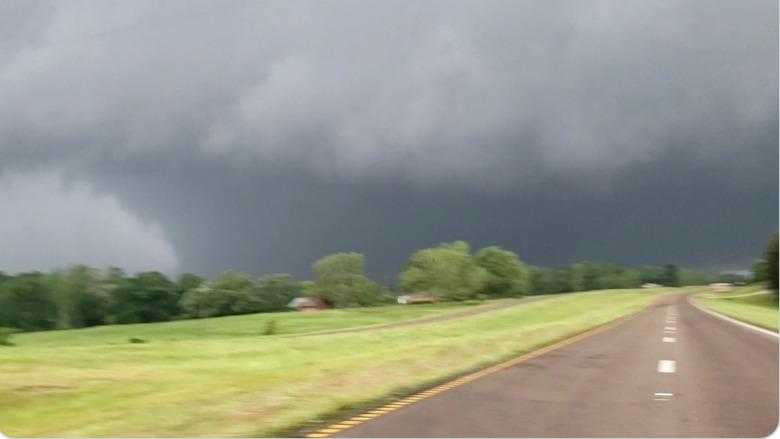 Soso tornado mississippi