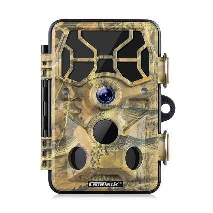 motion activated game camera