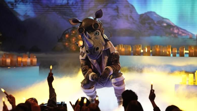 The Masked Singer Rhino