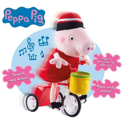 Musical Cycling Peppa