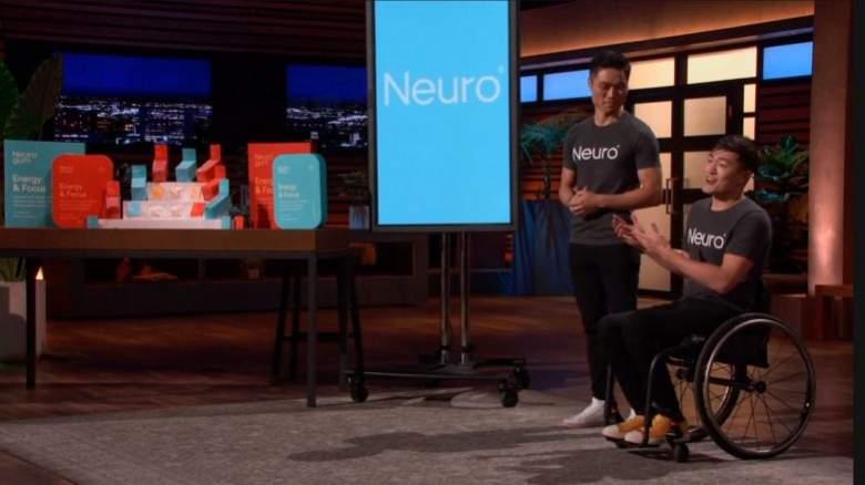 Neuro Gum on Shark Tank
