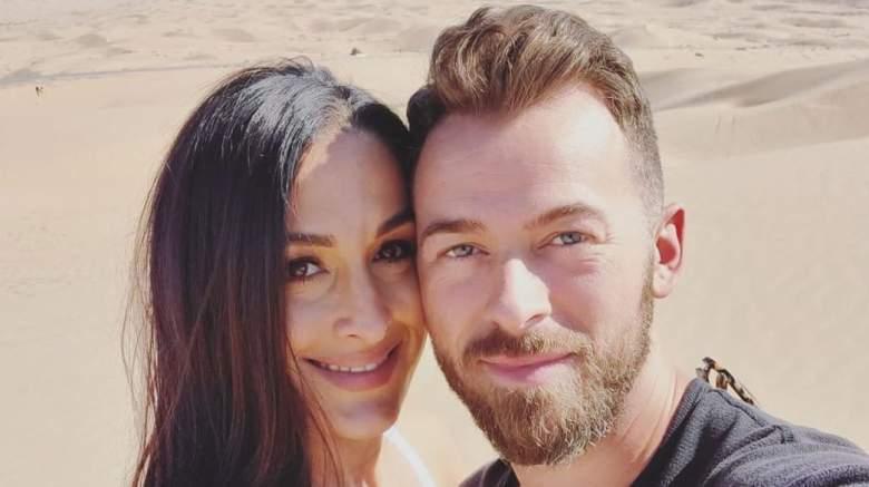 Nikki and Artem
