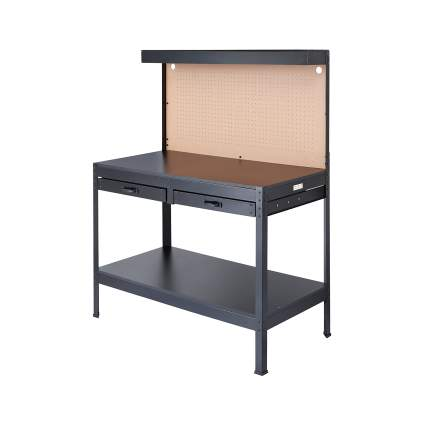 Olympia Tools Multi-Purpose Workbench With Light