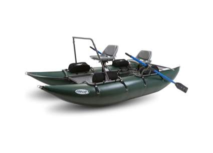Outcast Fish Cat 13 Pontoon Boat