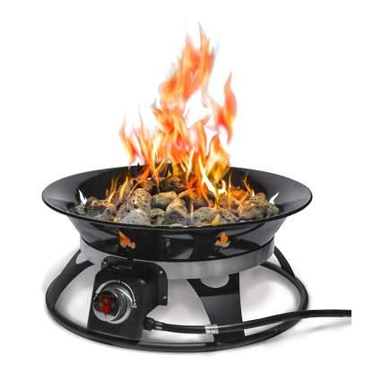 portable gas fire pit
