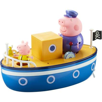 Peppa Pig Grandpa's Bath Time Boat