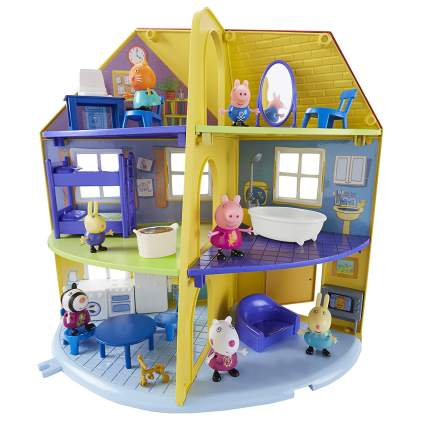 Peppa's Family Home Playset