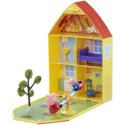 Peppa's Home & Garden Playset
