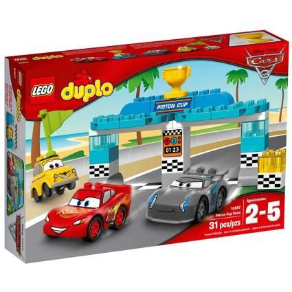 Piston Cup Race Building Kit
