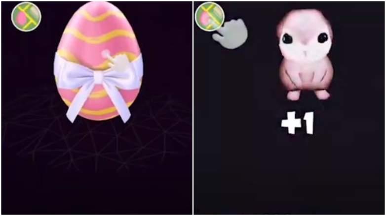 Snapchat Easter Eggs