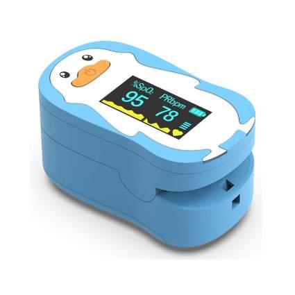polar bear pulse oximeter