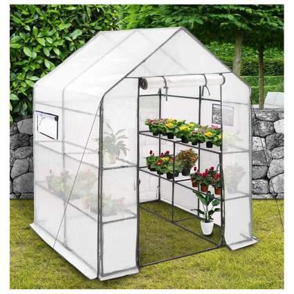 portable greenhouse kit