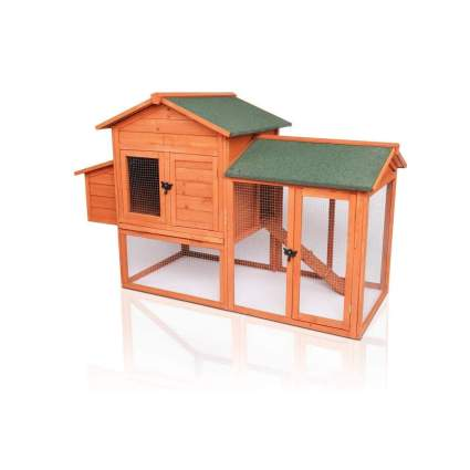 Potby 41-Inch Chicken Coop