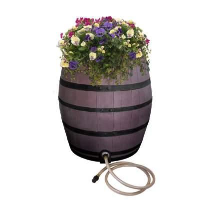 rainwater catchment barrel