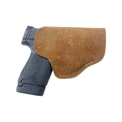 Relentless Tactical The Ultimate Suede Leather IWB Holster