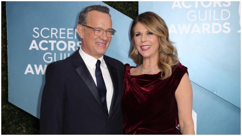 Rita Wilson Tom Hanks