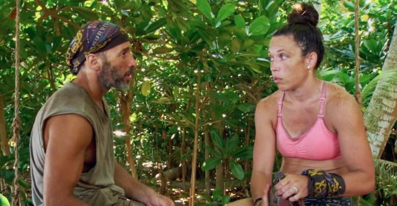 Tony Vlachos, Sarah Lacina Survivor