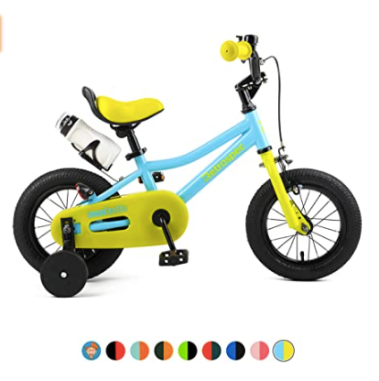 Retrospec Koda Kids Bike with Training Wheels