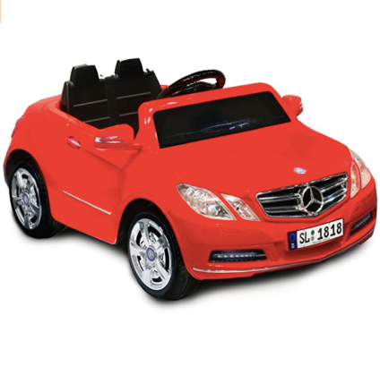 Kid Motorz Mercedes Benz