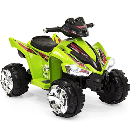 Best Choice Products 12V Kids Battery Powered Electric 4-Wheeler