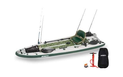 Sea Eagle 126 Inflatable FishSUP