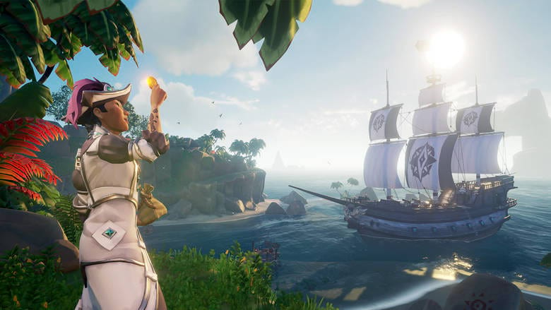 sea of thieves emissary changes
