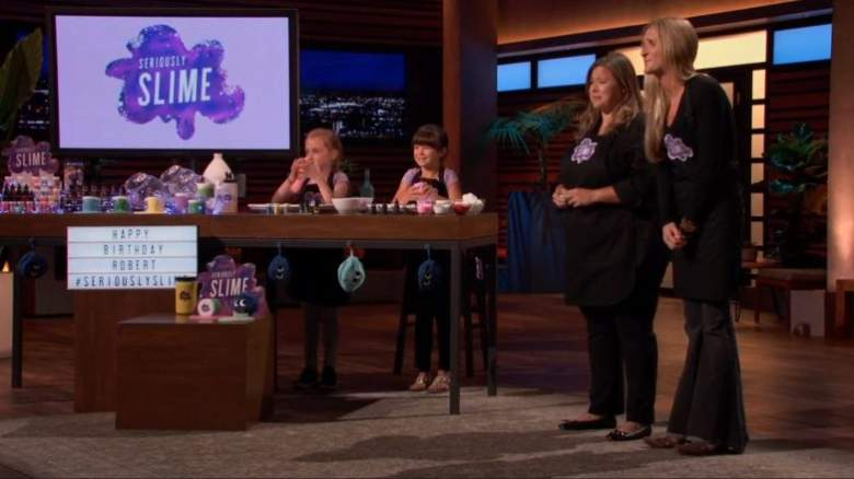 Seriously Slime on Shark Tank