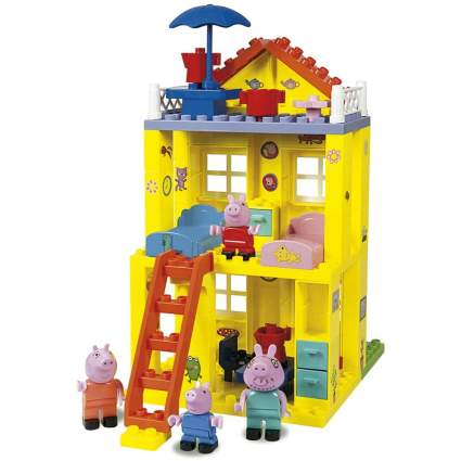 Simba Peppa Pig Construction House