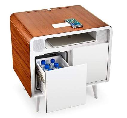 Sobro Smart Table with Cooling Drawer and Wireless Charging