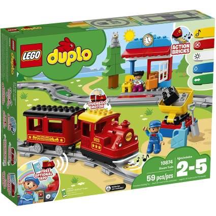 Steam Train Set
