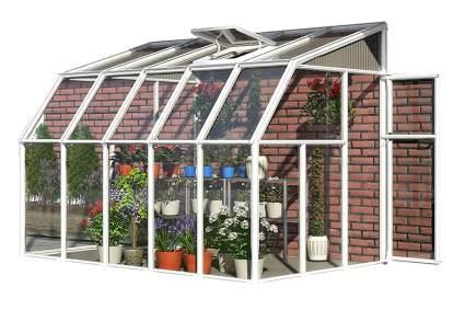 sunroom greenhouse kit