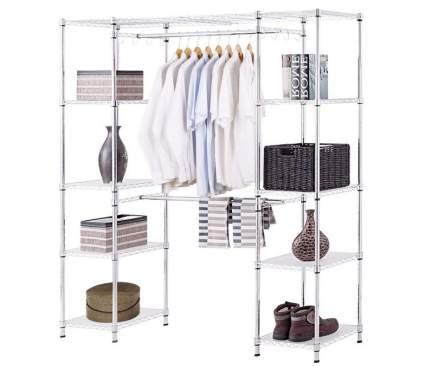 Tangkula Expandable Closet