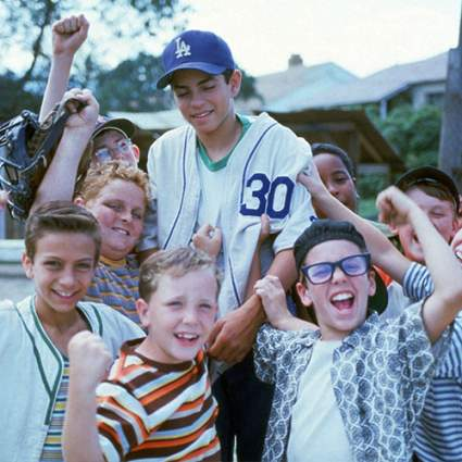 the sandlot disney plus