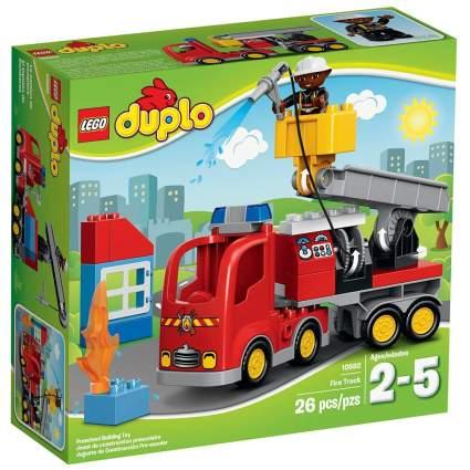 Town Fire Truck Set