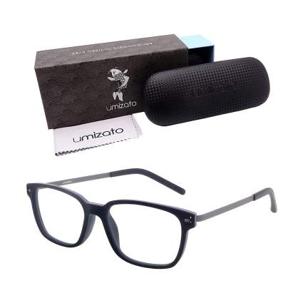 Umizato Blue Blocker Reading Glasses