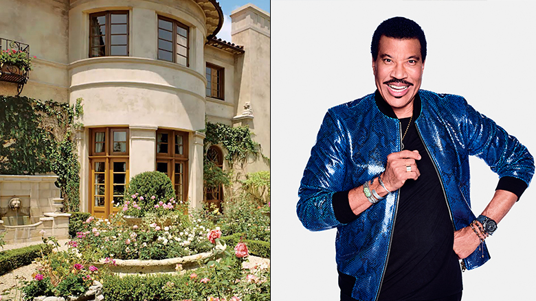 Lionel Richie House