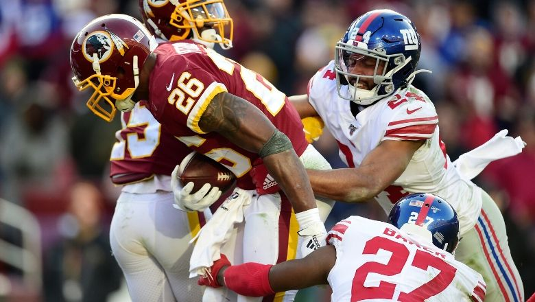 Giants' Julian Love listed as potential breakout star