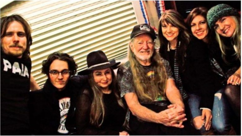 Willie Nelson Kids with First Wife