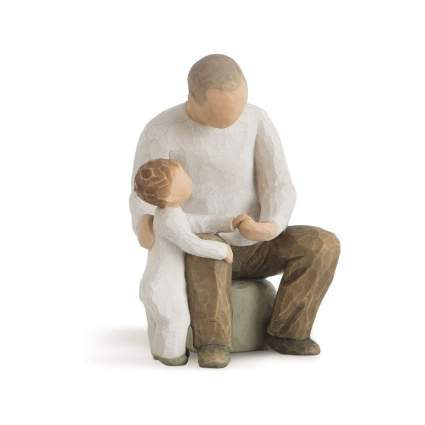 Willow Tree Grandfather Sculpted Hand-Painted Figure