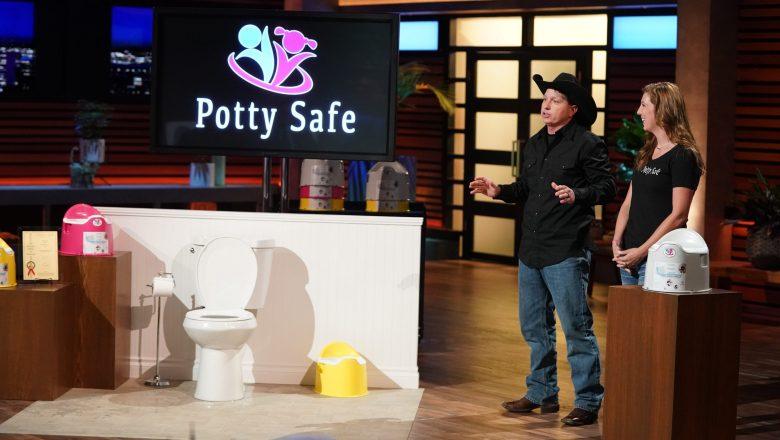 Potty Safe on Shark Tank