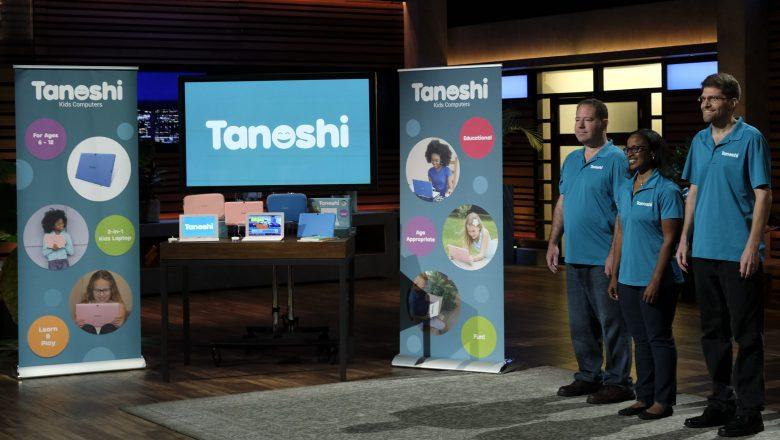 Tanoshi on 'Shark Tank'