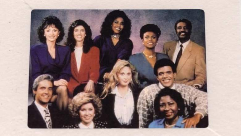Generations, the first soap opera with an African-American family at the forefront.