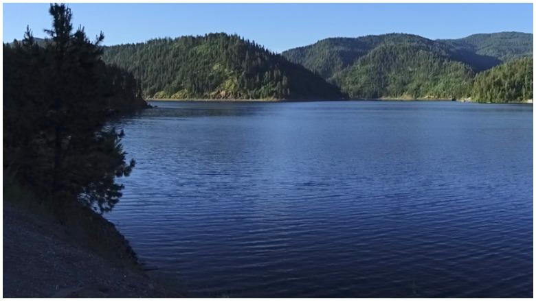 Lake Coeur d'Alene, idaho, dave shula ironman