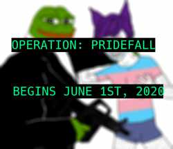Operation Pridefall: 4chan Users Plot Pride Month Cyber Sabotage